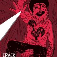 Capa de Crack On, por Joana Figuereido
