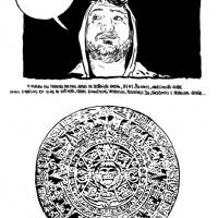 """Página 4 de bd de David Campos em """"Destruição ou bd's sobre como foi horrível viver entre 2001 e 2010"""""""