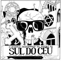Capa de Silas para Tiago Guillul (Um Disco Pronto e Sincero; 2011)