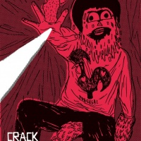 Capa de Crack On, por Joana Figuereido