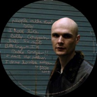 """People in the streets say I look like Billy Corgan, but I'm not Billy Corgan, I'm <strong><a href=""""http://www.chilicomcarne.com/index.php?option=com_rsgallery2&amp;Itemid=42&amp;catid=163"""">Bally Corgan</a></strong>! I don't do poetry, I do my horrible noizes...... (Picture disc, + Belligeranza; 2009)"""