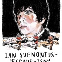 "<p><a href=""index.php/component/rsgallery2/gallery/183/itemPage/0?Itemid=119""><strong>Ian F. Svenonius</strong></a> - cartaz por <a href=""index.php/autores/gallery/134"">Tiago Baptista</a></p>"