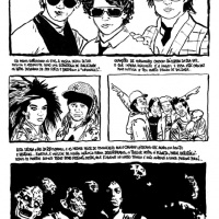 """Página 3 de bd de David Campos em """"Destruição ou bd's sobre como foi horrível viver entre 2001 e 2010"""""""