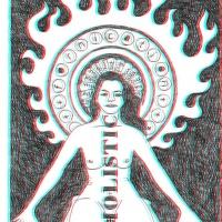 """Desenho 3D (inédito) de Ana Menezes para <em><strong><a href=""""http://www.chilicomcarne.com/index.php?option=com_content&task=view&id=36&Itemid=79""""><font color=""""#000000"""">Futuro Primitivo</font></a></strong></em> (Chili com Carne; 2011)"""