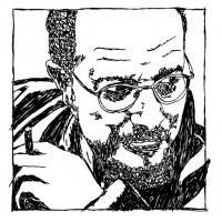 """<strong>Rui Eduardo Paes</strong>, desenhado por <a href=""""http://www.chilicomcarne.com/index.php?option=com_rsgallery2&amp;Itemid=42&amp;catid=95"""">Joana Pires</a> para o <em>Bestiário Ilustríssimo </em>(Chili Com Carne + Thisco; 2012)"""