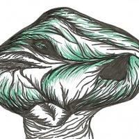 De Face Perdida ou Ricardo Martins? Desenho de João Paulo Nóbrega publicado no <em><strong>Futuro Primitivo</strong></em> (Chili Com Carne; 2011)